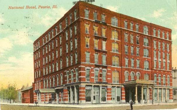 Motel  Peoria