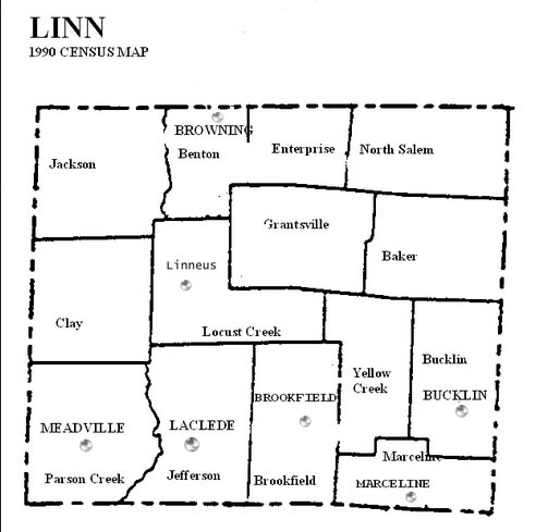 Missouri Genealogy Express Linn County Missouri